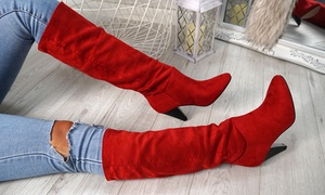 Bottes cuissardes, 2 styles