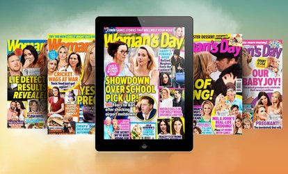 Woman's Day - 12 Months of Online Access for $24.99 (Don't Pay $39.99)