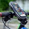 Waterproof Bike and Motorcycle Smartphone Handlebar Mount and Case