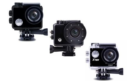 Cámara de acción HD, Full HD o 4K UHD