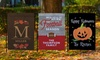 Up to 71% Off Personalized Garden Flags