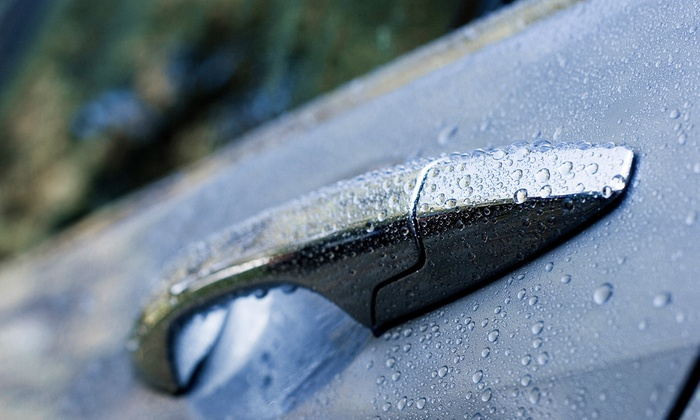 Russ' Auto Wash - Multiple Locations: 5 or 10 Express Car Washes at Russ' Auto Wash (Up to 39% Off)