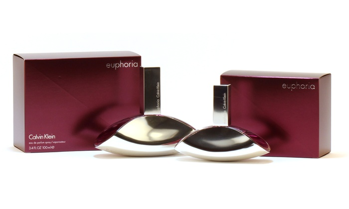 Up To 60 Off On Calvin Klein Euphoria Fragrance Groupon Goods