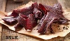 Up to 50% Off at B.U.L.K Beef Jerky