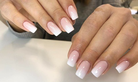 Shellac Manicure or Pedicure or Both at IBeauty And Eyelashes Greenwich