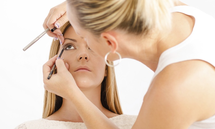 Zms The Academy - Highland Park: Makeup Lesson and Application from ZMS The Academy, A Private Vocational School (45% Off)