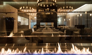 Manzoni-Pullman Jumeirah Lake Towers: Three-Course Italian Meal with Drinks for Two at Manzoni, 5* Pullman Dubai Jumeirah Lakes Towers (51% Off)
