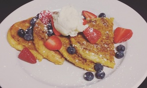 Cucina Vitale: BYOB Breakfast with Bottomless OJ for Two or Four at Cucina Vitale (Up to 50% Off)