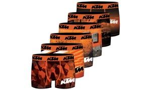 KTM boxers microfibre homme