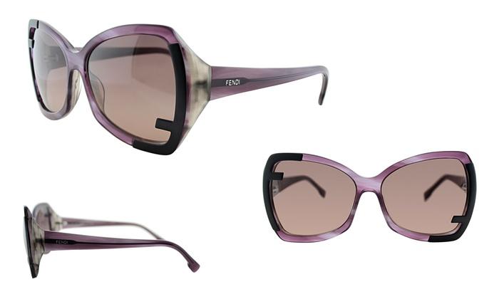 980c743a56e9 Fendi Unisex Statement Sunglasses Fendi Unisex Statement Sunglasses ...