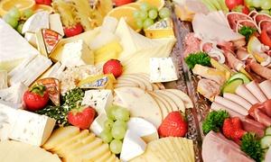 Café Sarotti-Höfe: All-you-can-eat-Frühstück inkl. Getränken für 2 oder 4 Personen im Café Sarotti-Höfe (bis zu 31% sparen*)