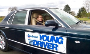 Young Driver: Bentley Arnage Driving Lesson for Children at Young Driver (Up to 20% Off)