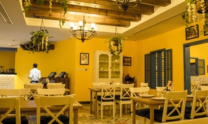Villa Beirut: Up to AED 200 Toward Lebanese Cuisine at Villa Beirut (50% Off)