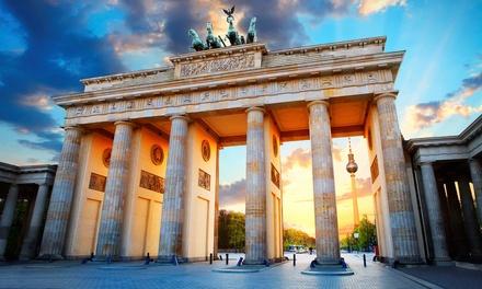 BerlinMitte: 24 nachten voor twee, incl. ontbijt en diner in restaurant Rienäcker in het 4* Golden Tulip Berlin