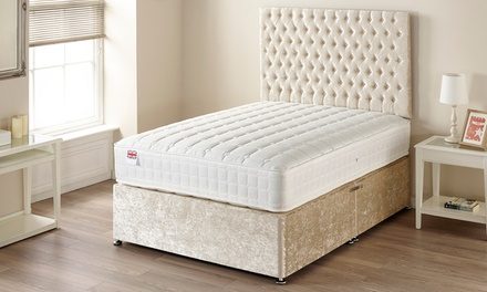 Airstream iFibre Orthopaedic Mattress