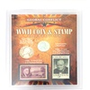 WWII Coin and Stamp Collection (4-Piece)