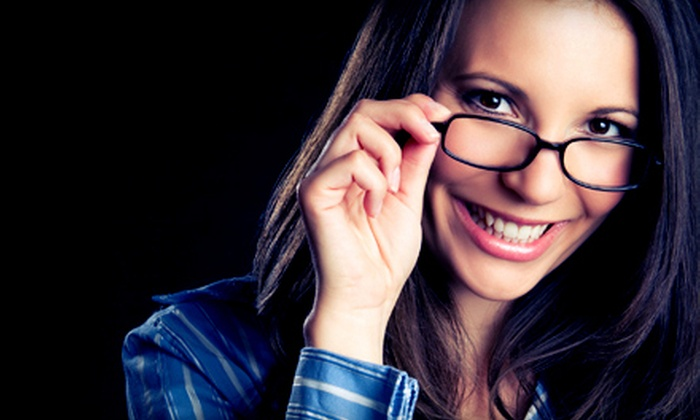 San Diego Eye Care - Bay Park: $40 for $100 Toward a Complete Set of Frames and Lenses at San Diego Eye Care