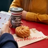 $5 for $10 with Tim Hortons Mobile App (50% Off)