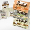 $22.99 for Simple Squares Organic Snack Bar 12-Packs