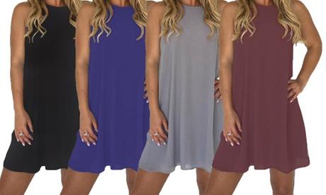 1 o 2 vestidos cortos de mujer