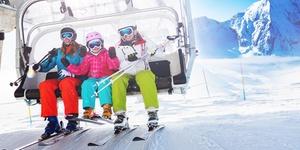 Ski&Bike Park Ružomberok – Malinô Brdo: Całodniowy skipass od 49,90 zł w Ski&Bike Park Ružomberok – Malinô Brdo na Słowacji - 12 km tras i gondola (do -55%)