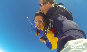 SkyDive Australia: $199 (Plus $35 APF and Administration Levy) for a Tandem Skydive from Up to 14,000ft with Skydive York