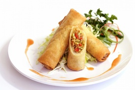 Up to 40% Off Thai Cuisine at Bangkok Thai Cuisine at Bangkok Thai Cuisine, plus 9.0% Cash Back from Ebates.