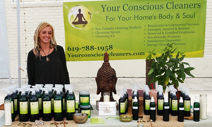 Your Conscious Cleaners - San Diego: 60% Off home cleaning at Your Conscious Cleaners
