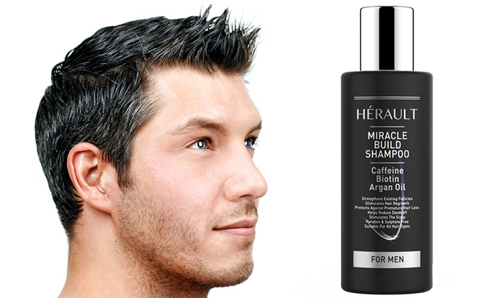 Connu Shampoing soin Homme | Groupon Shopping OO04