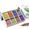 Crayola Jumbo Classpack Crayons Set (200-Count)