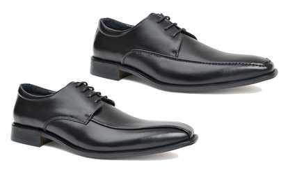 Joseph Abboud Black Patent Dress Shoe
