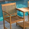 Virginia Hardwood Chair Set (3-Piece)