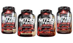 Mucletech NitroTech Ripped Protein Weight Loss Formula (2lb. or 4lb.)