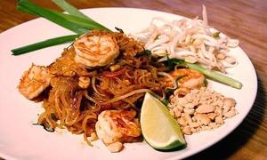 35% Off Thai Cuisine at Bangkok Thai Cuisine Mobile at Bangkok Thai Cuisine, plus 6.0% Cash Back from Ebates.