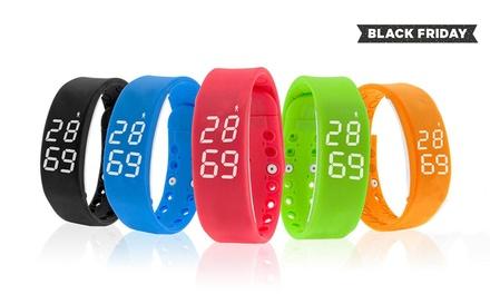 1 o 2 relojes de pulsera deportivo para niños desde 10,90 € (65% de descuento)