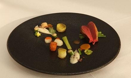 Finesses gastronomiques au Restaurant Terborght: menu en plusieurs services avec 1 étoile Michelin à partir de 54,99€