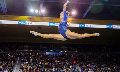 image for UCLA Bruins Women's Gymnastics on February 4 at 1 p.m.