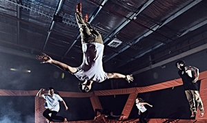 Up to 39% Off Jump Time at Sky Zone Newark at Sky Zone Newark, plus 6.0% Cash Back from Ebates.