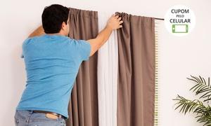 O Rei da Cortina: O Rei da Cortina – Sousas: higienização de cortinas de 6, 8, 10 ou 12 m²