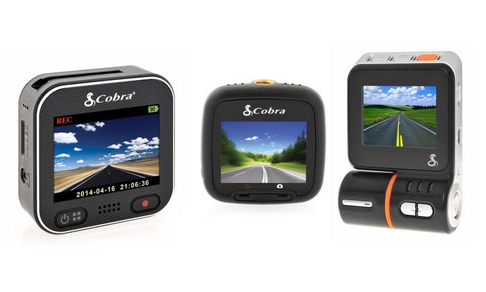 Cobra Dash Cams (Refurbished)