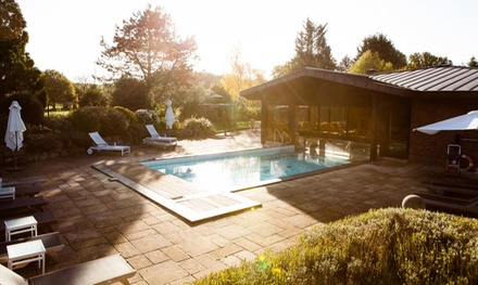 Berkshire: 4* Stay with Spa Access