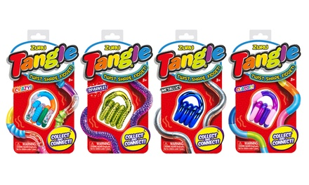 One, Two or Four Zuru Tangles