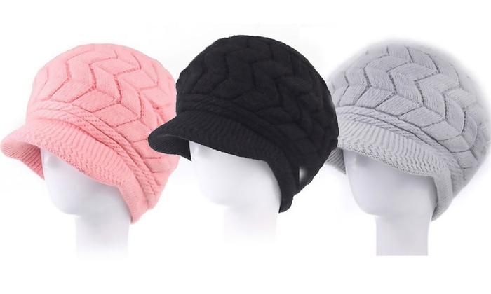 Groupon Goods Global GmbH: Bonnet d'hiver pour femme