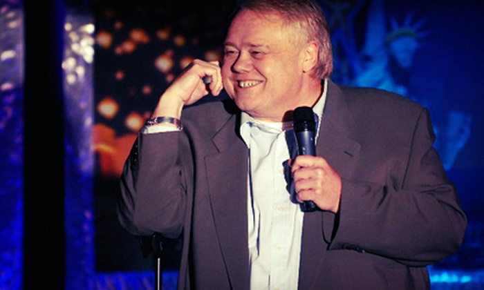 Louie Anderson - West Valley City: $25 for Two to See Louie Anderson at Wise Guys Comedy Club on June 30 at 7 p.m. or 9 p.m. ($50 Value)