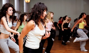 ZumbaRocks.org: 12 Classes of Body Wars or 12 Classes of Body Wars with 2-Month Membership at ZumbaRocks.org (Up to 56% Off)