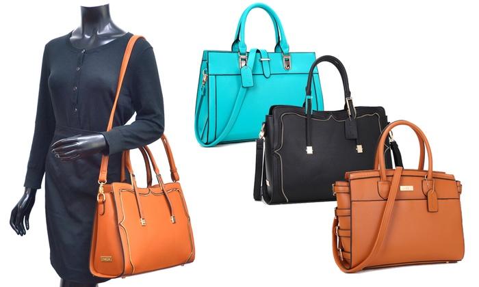 MK In Love Bright Color Women's Satchel Handbag