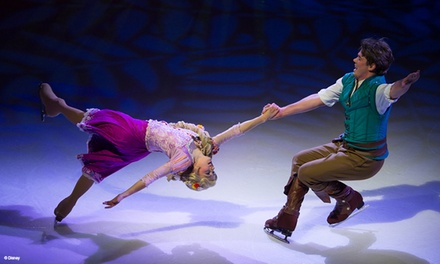 Disney On Ice presents Dare To Dream (January 4–6)