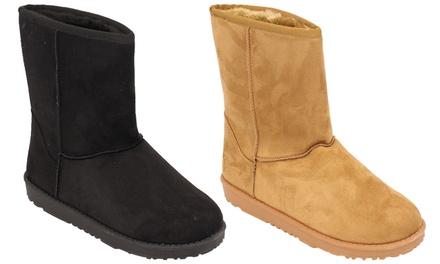 Women's Soft Winter Boots