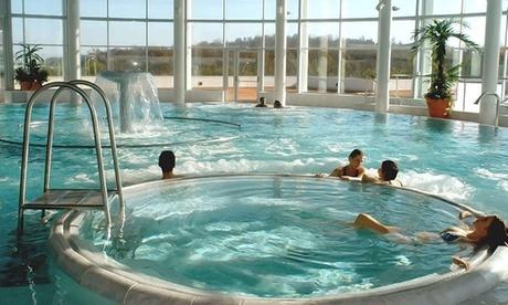 Aquitania: 1 a 4 noches con desayuno y un acceso al spa ilimitado por estancia en Best Western Hôtel Sourcéo