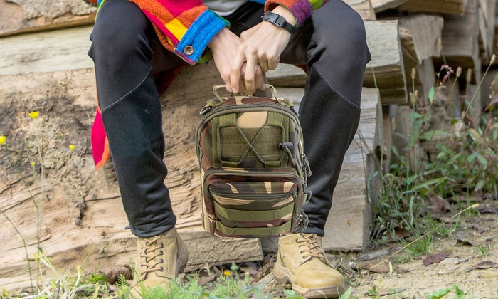 707cff38e7ac Up To 24% Off on Military Tactical Backpack | Groupon Goods